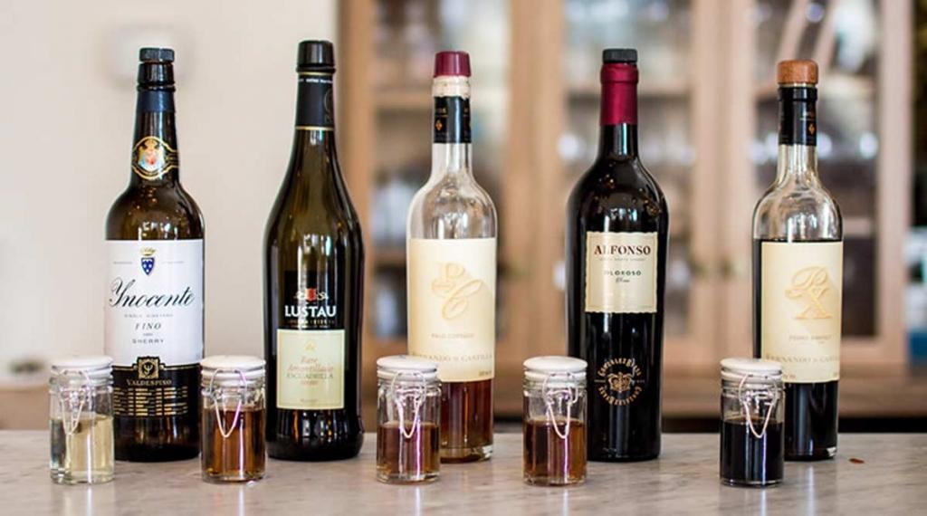 Крепленые вина: марсала