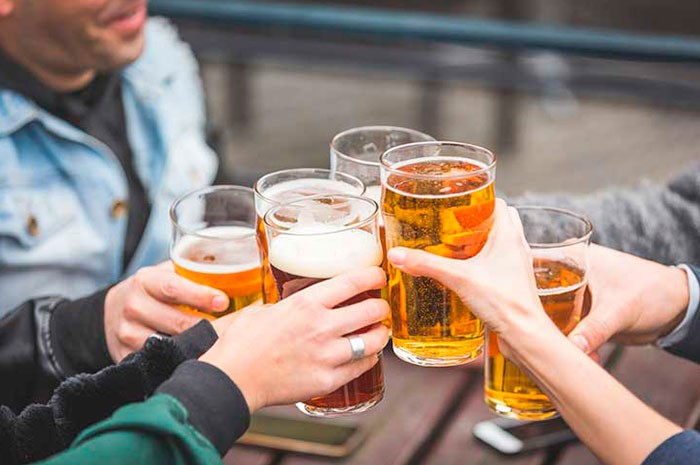 Алкогольные фестивали мира: первая пятерка