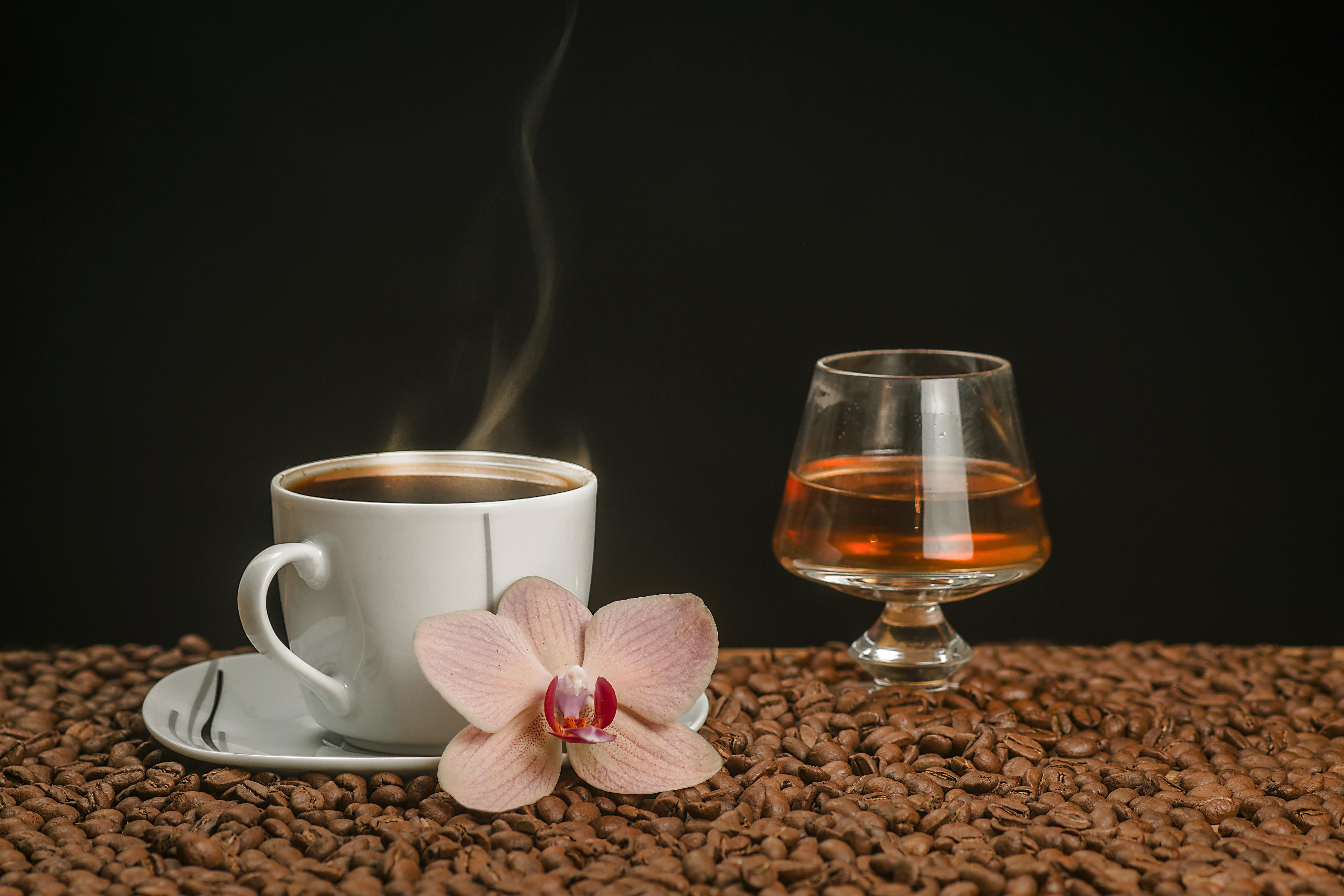 Топ-5 вкуснейших рецептов кофе с коньяком