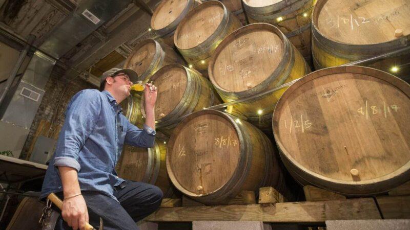 Руководство по блендированию кислого пива. Часть 3: методы блендирования