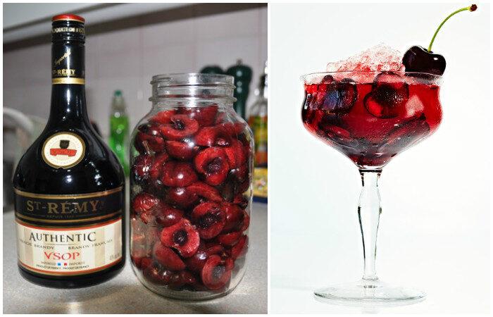 «Пьяная вишня»: как просто сделать вкуснейший алкогольный десерт, который согреет зимними вечерами