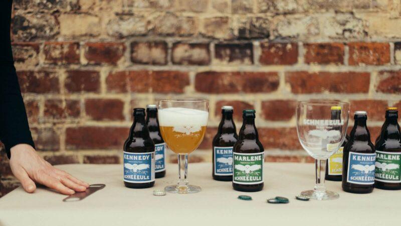 Schneeeule Brauerei: как варят шампанское от мира пива