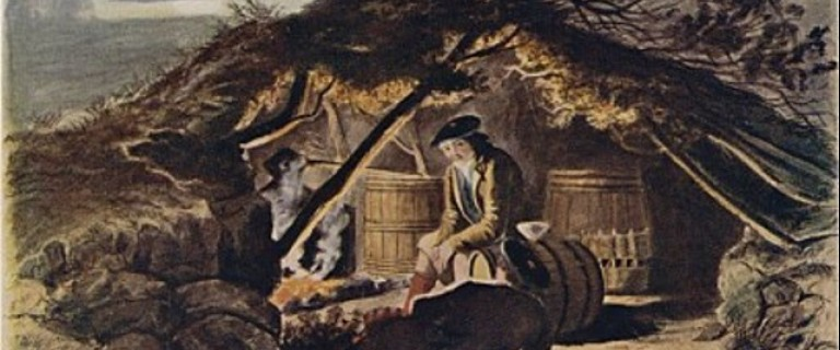 История процесса дистилляции виски