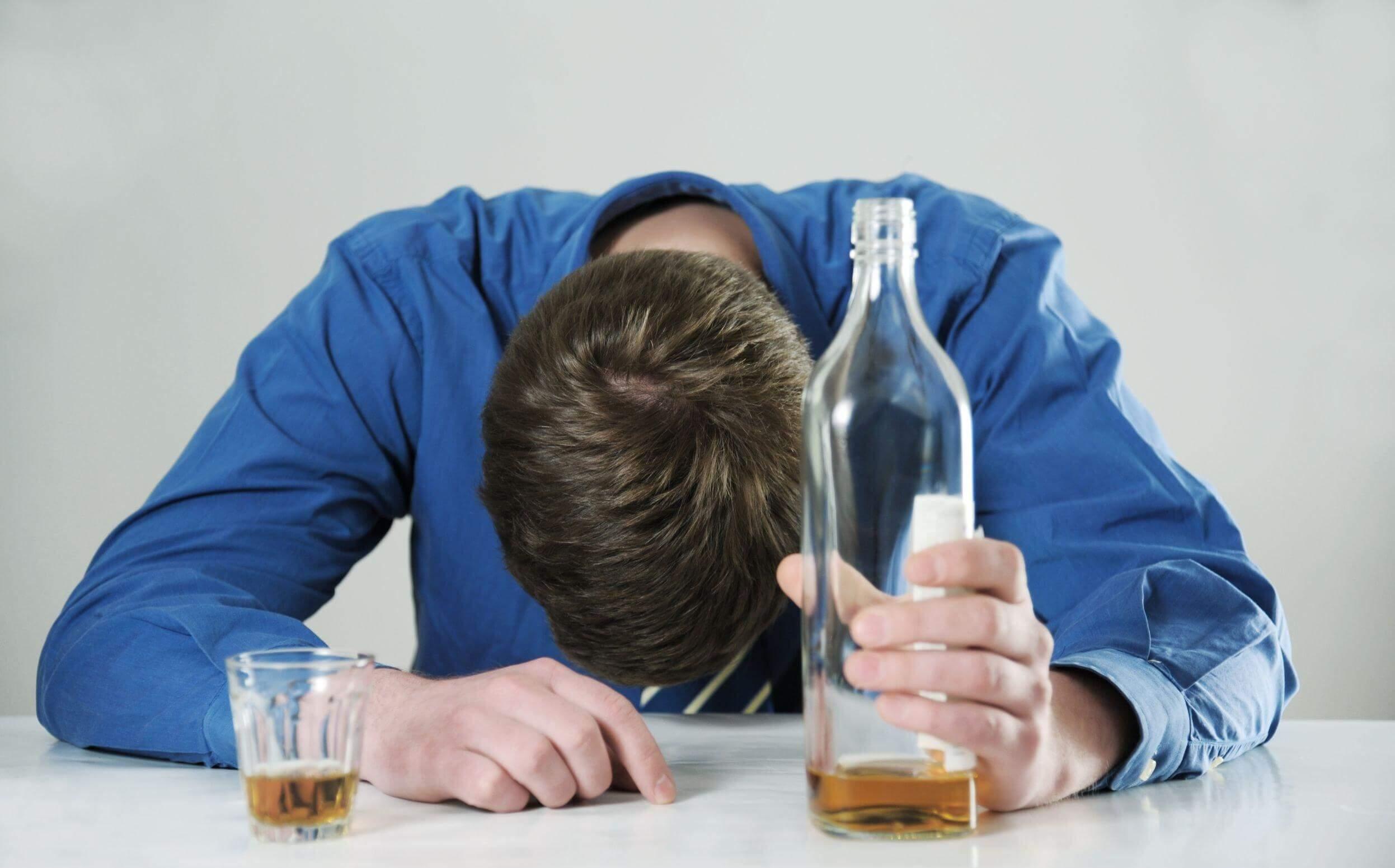 Что делать если отравился алкоголем?
