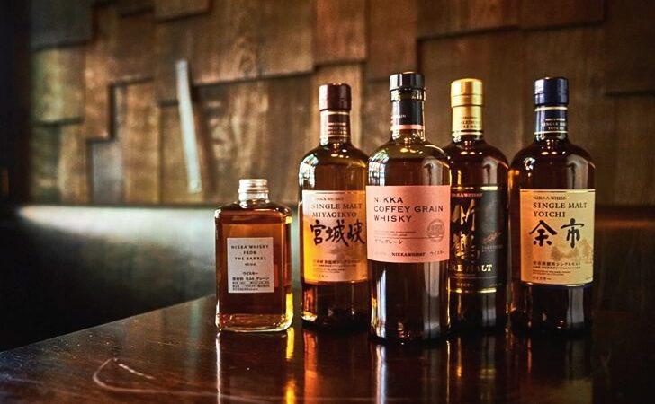 Японский виски: особенности и характер