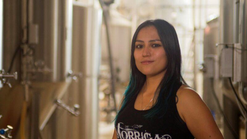 Крафтовое пиво в Мехико: когда женщины не уступают мужчинам