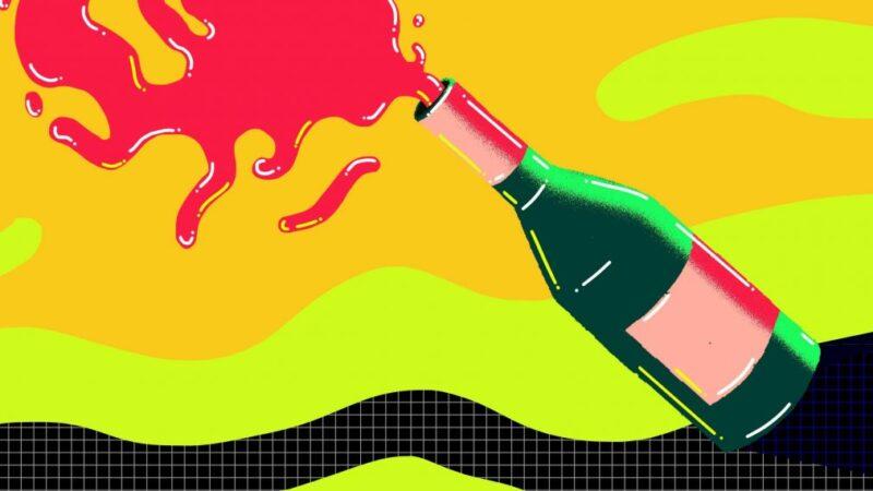 Почему сухое вино называют сухим