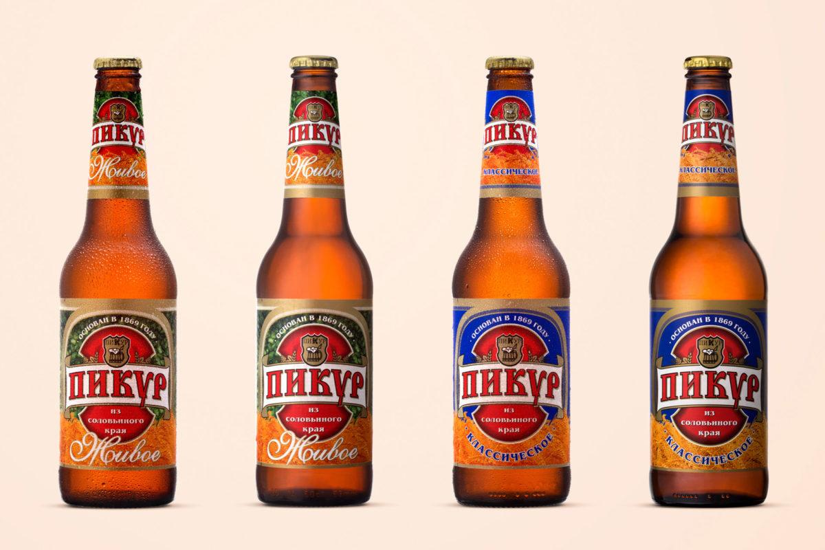 Пиво пикур: история, особенности, как пить