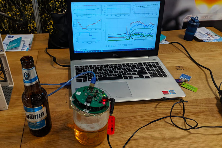 Австралийские ученые разрабатывают «электронный нос» для оценки качества пива