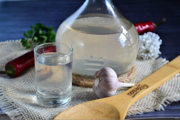 Рецепт лечебной чесночной настойки