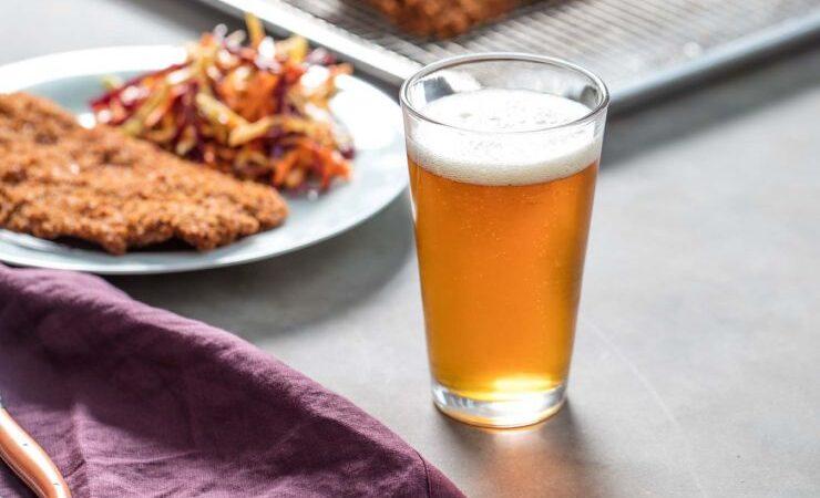Всё о фуд-пейринге: охмелённое и горькое пиво