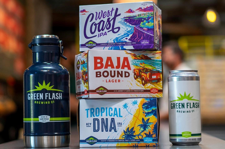 Green Flash Brewing увольняет персонал и останавливает производство