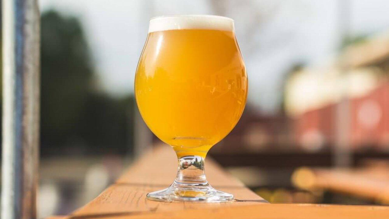 Доля крафтового пива на рынке США выросла до 13,6%