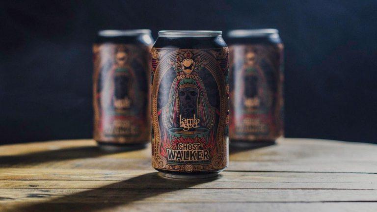 Lamb of God и BrewDog выпустили безалкогольное пиво
