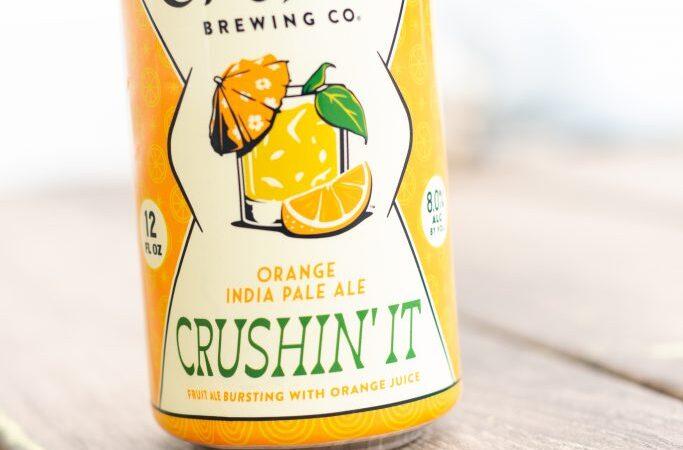 Пивоварня Cape May объявляет о выпуске Crushin'It