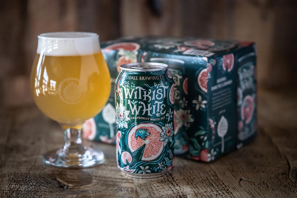 Odell Brewing добавляет в ассортимент Witkist White Ale