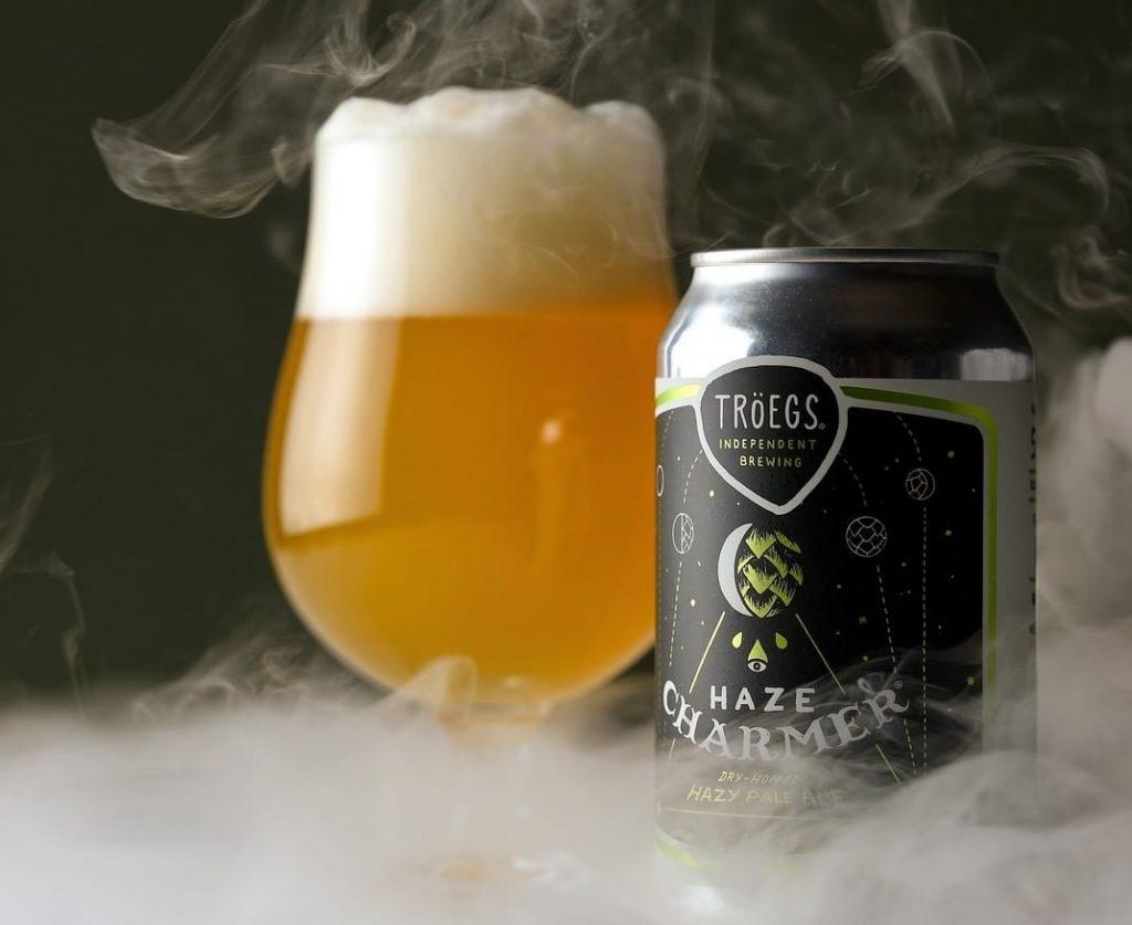 Независимая пивоварня Tröegs выпускает Hazy Pale Ale