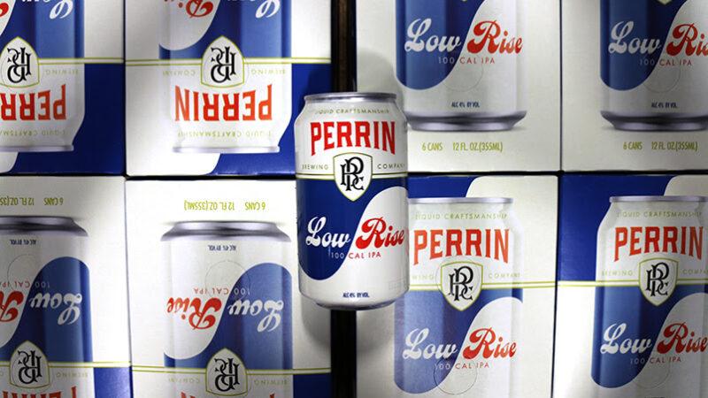 Perrin Brewing объявляет о выпуске малоэтажного IPA