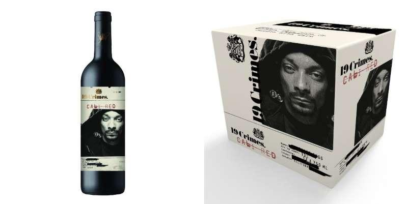Этим летом Snoop Dog выпускает собственное вино за 12$