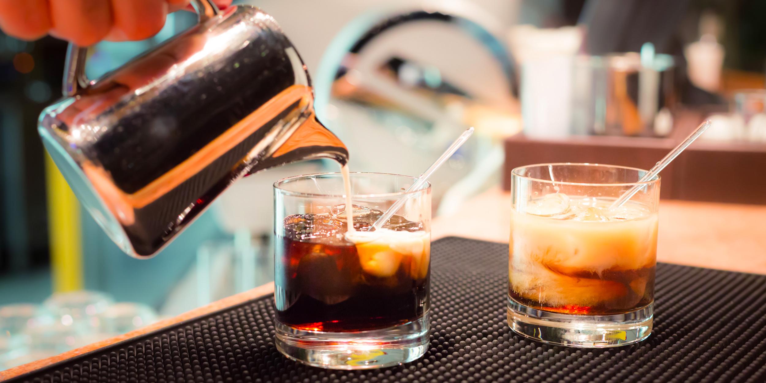 11 простых коктейлей для дома