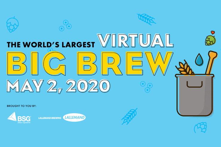 Опубликован рецепт пива для всемирной «Большой варки» 2 мая