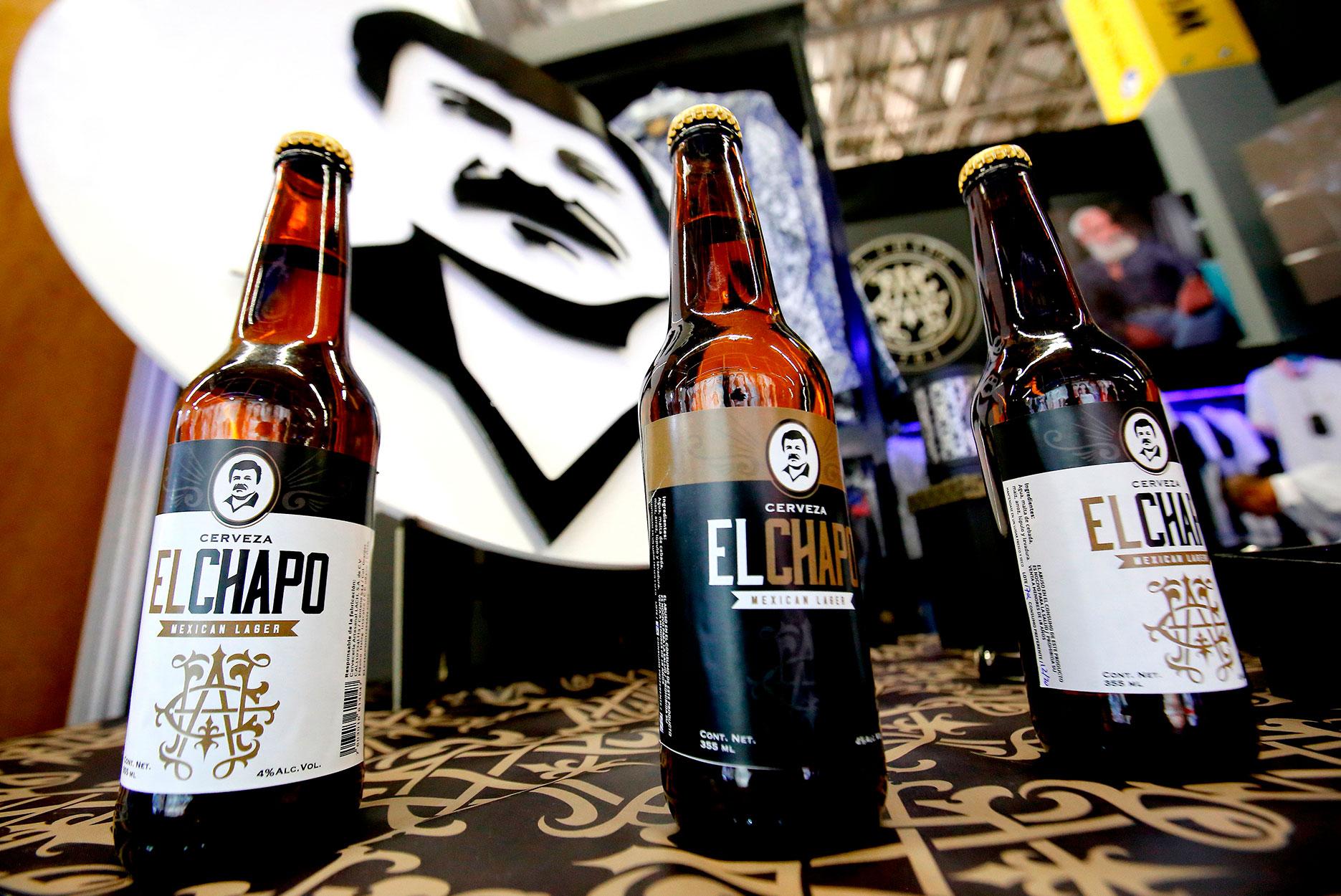 Новая пивоварня El Chapo готова к выпуску в Мексике