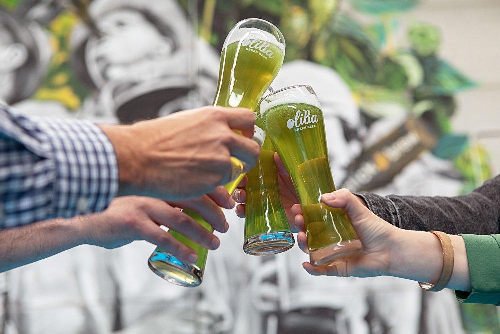 Во время карантина испанцы придумали пиво из оливок