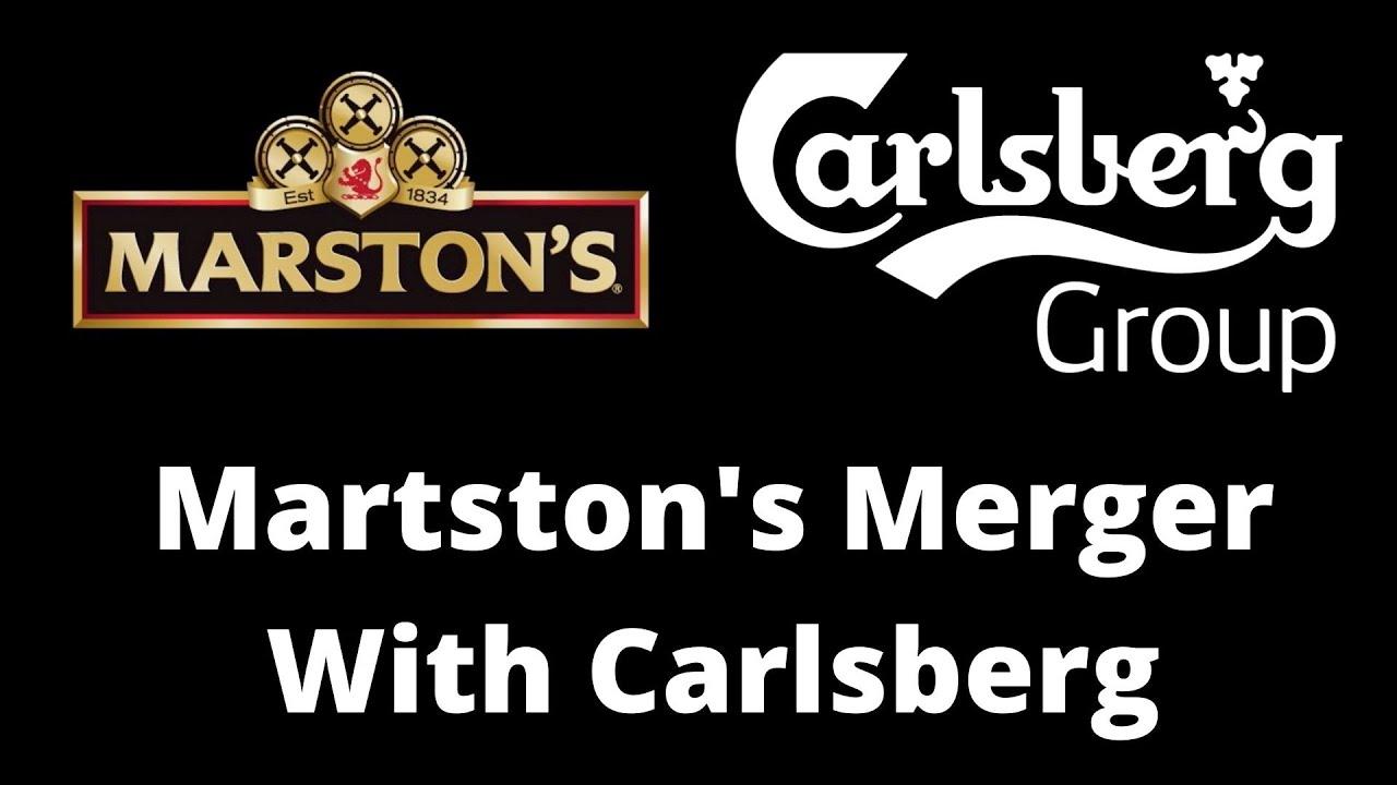 Marston's и Carlsberg создадут совместное предприятие