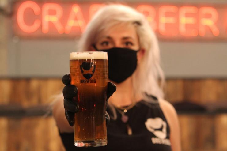 BrewDog рассказала, как будут работать её бары после коронавируса