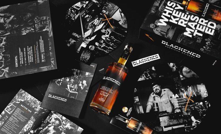 Metallica выпустила бокс-сет с виски
