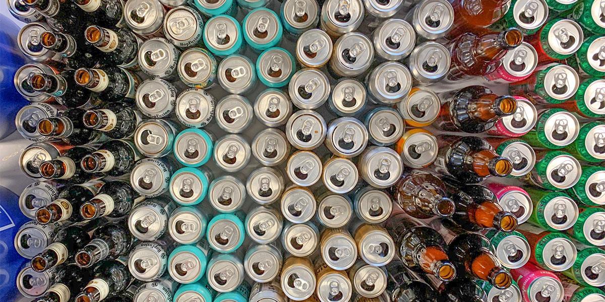 Что случилось с пивом? Записи Кубка мира по пиву спасены от падения