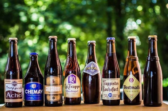Производство пива в Бельгии за апрель упало