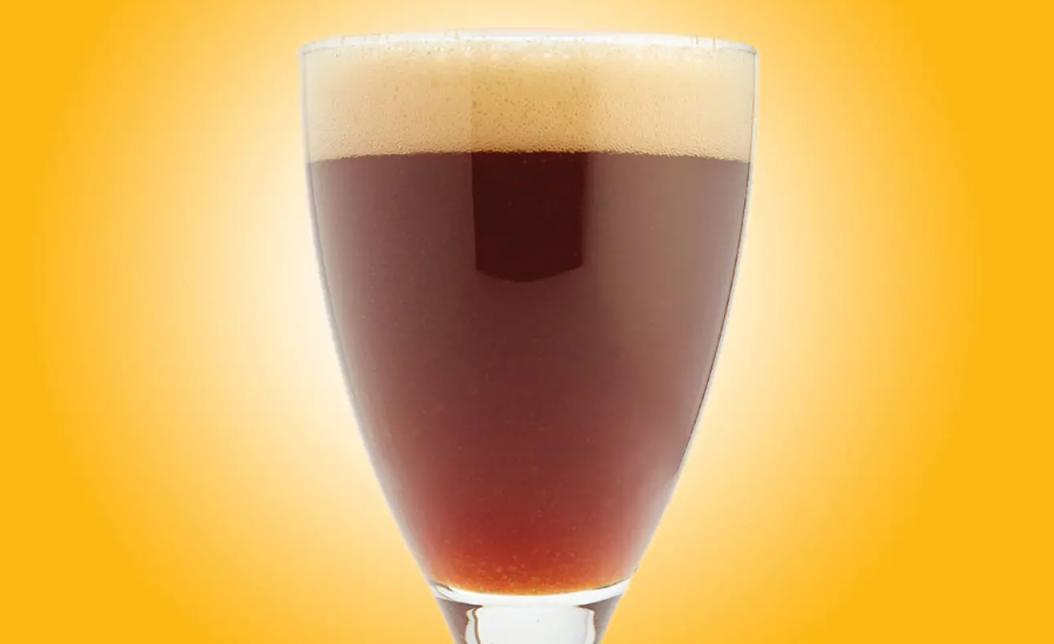 Dumb Luck Dubbel — рецепт пива в бельгийском стиле