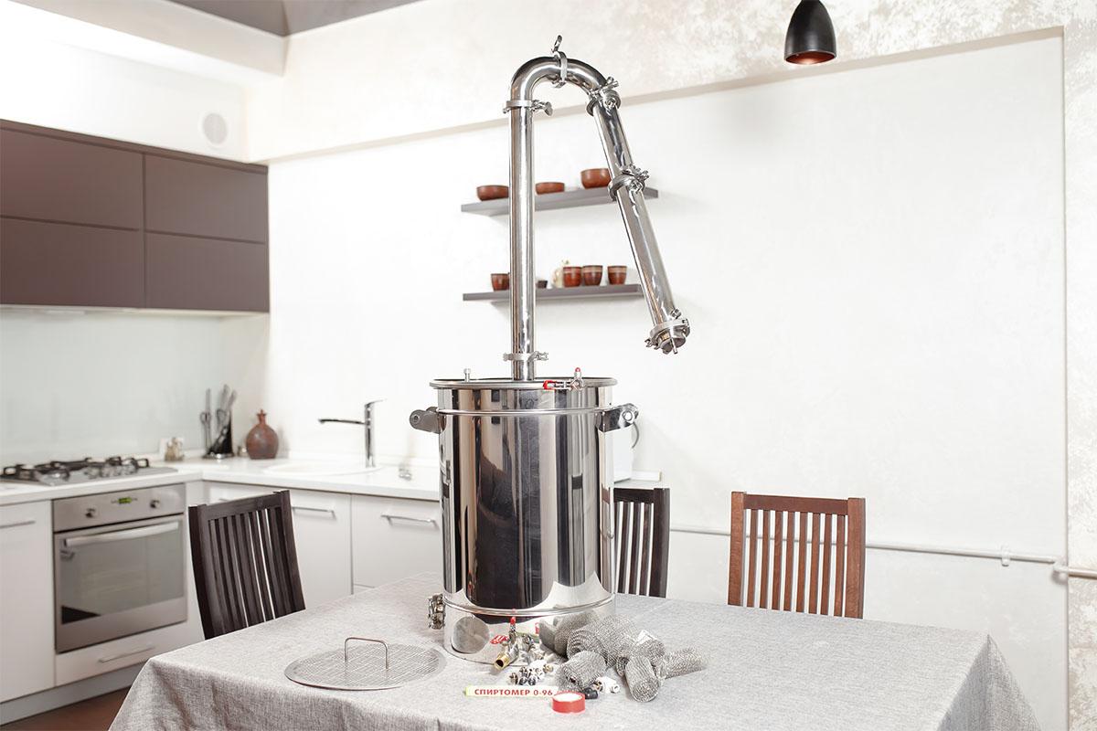 Дистиллятор Smoke House для домашнего пользования