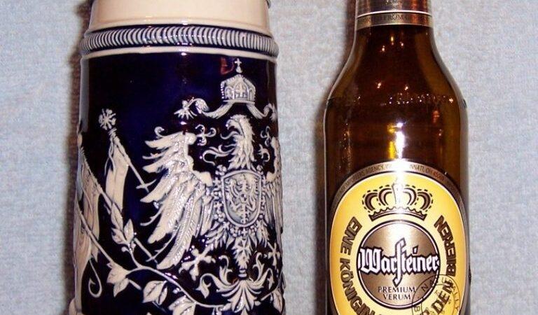 Немецкие пивовары слили в канализацию нераспроданное пиво