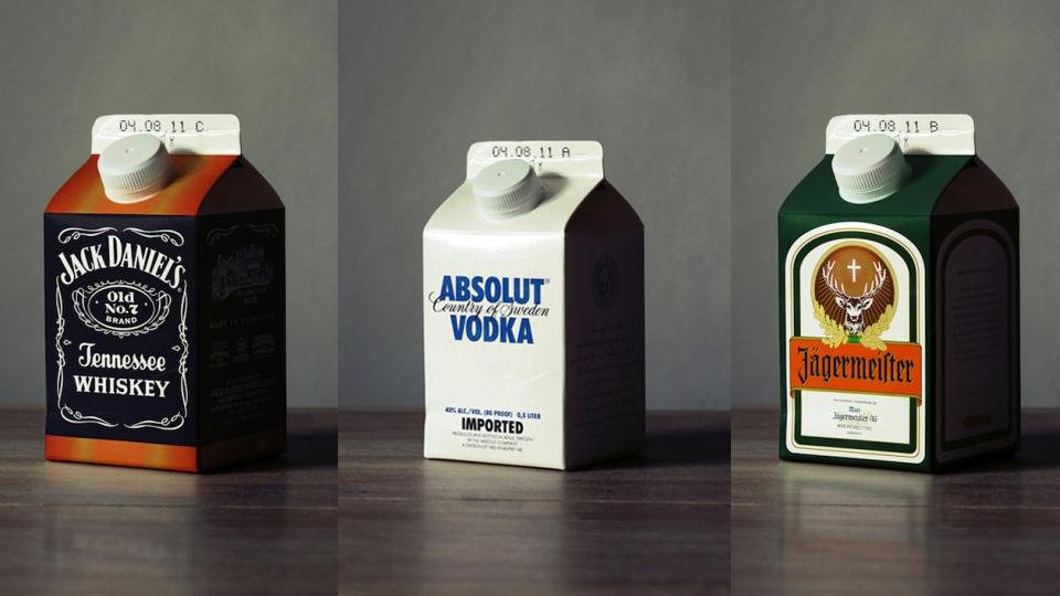 Как и зачем смешивать виски с молоком?