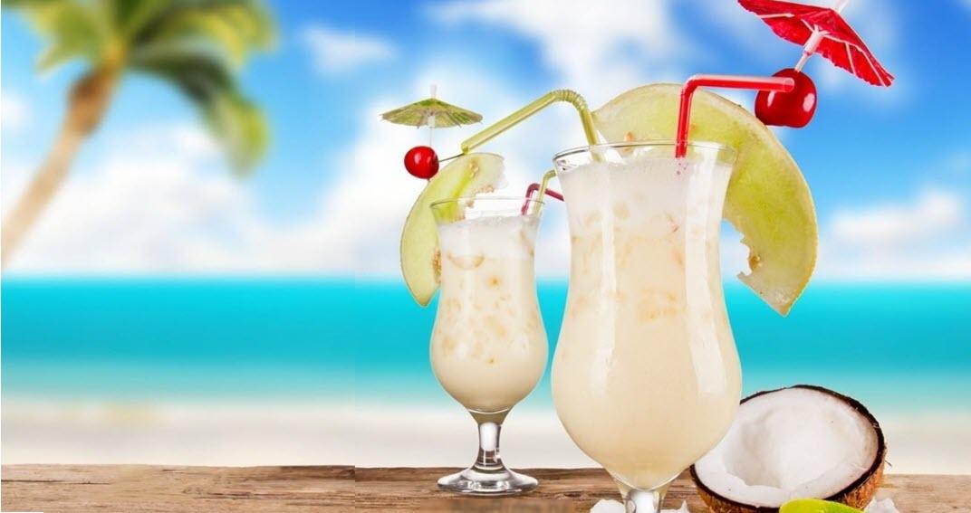 Ром Малибу — лето в каждой бутылке
