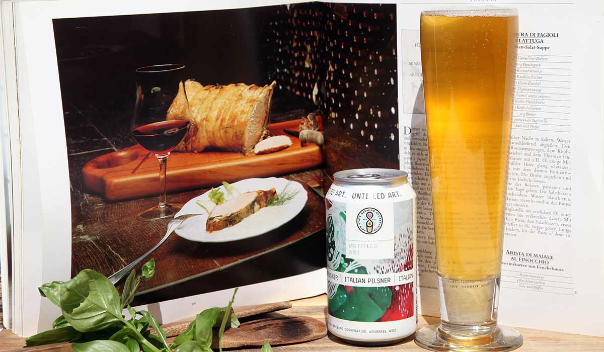 Как одно пиво породило американский урожай итальянских пилснеров