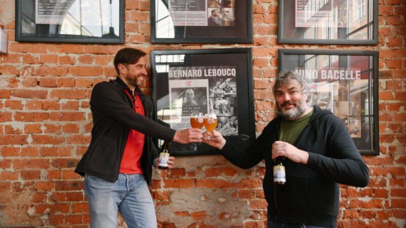 Известная бельгийская пивоварня сварила пиво из украинской пшеницы и хмеля