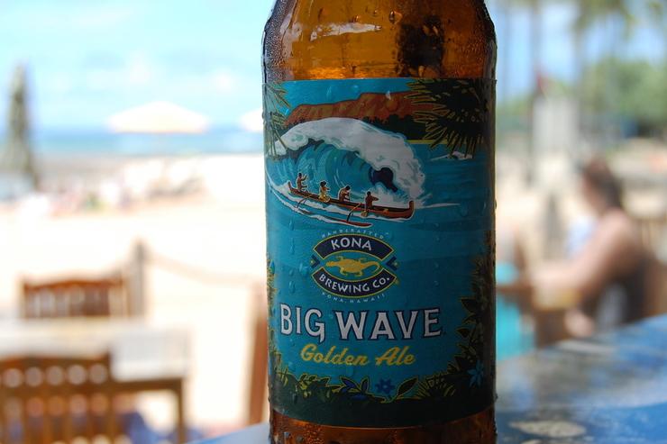 Craft Brew Alliance продаст гавайскую Kona Brewing ради слияния с AB InBev