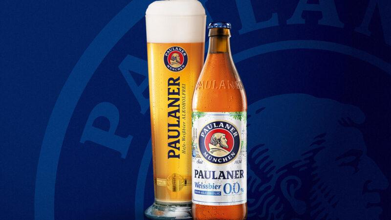 Здоровый образ жизни снова в тренде: Paulaner выпустил полностью безалкогольное пшеничное пиво