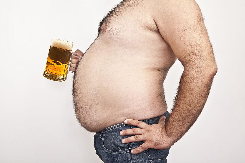 Вся правда про «пивной живот»