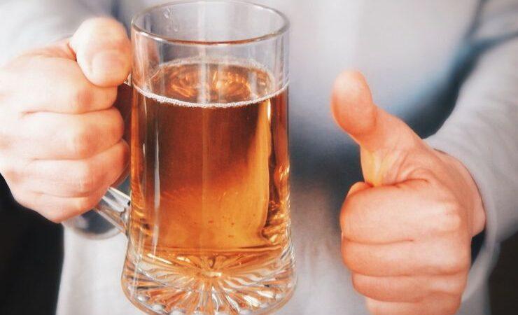 Исследование: умеренное потребление пива может быть полезно для поддержания когнитивных функций