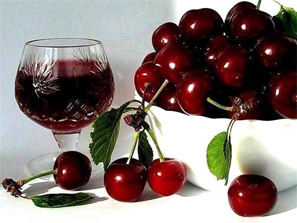 Рецепт вина из черешни