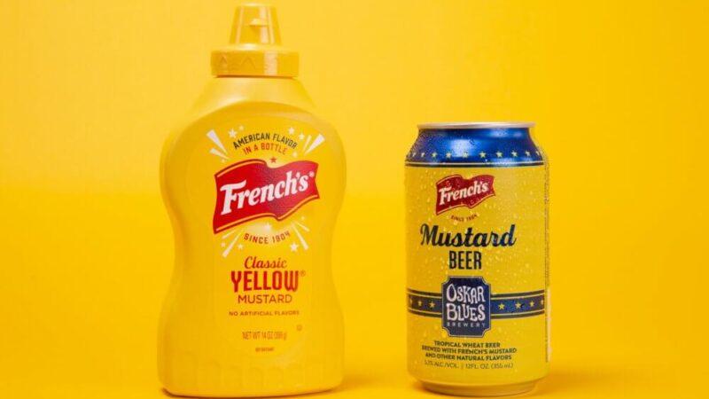 Пивоварня Oscar Blues выпустила пиво совместно с производителем горчицы
