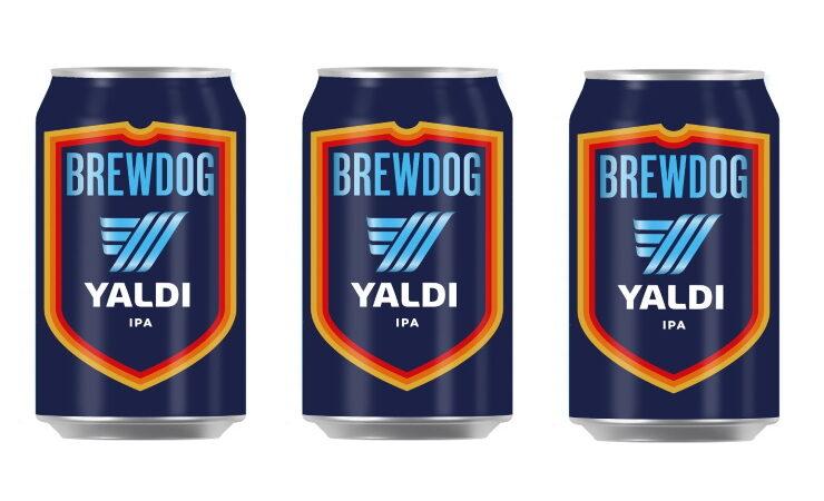Сеть Aldi скопировала дизайн Punk IPA, BrewDog обещает выпустить Yaldi IPA