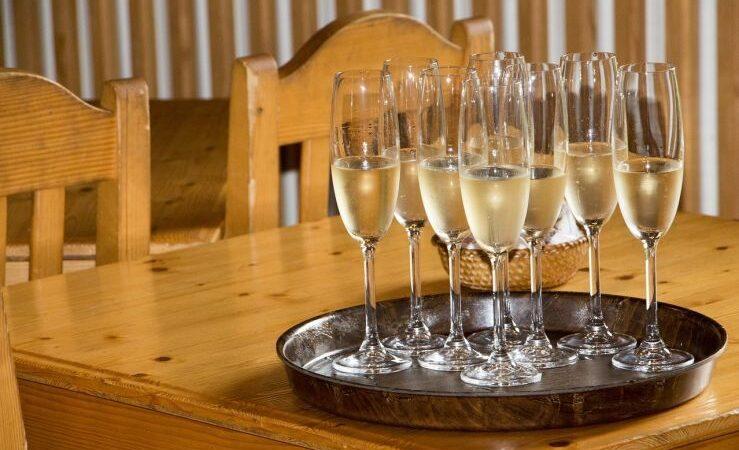 Французские производители шампанского в 2020 году готовы уничтожать виноград