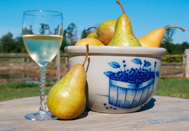 2 простых рецепта вина из груш