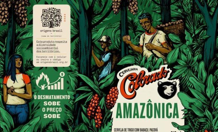 В Бразилии выпустили пиво, которое еженедельно дорожает из-за вырубки джунглей Амазонки