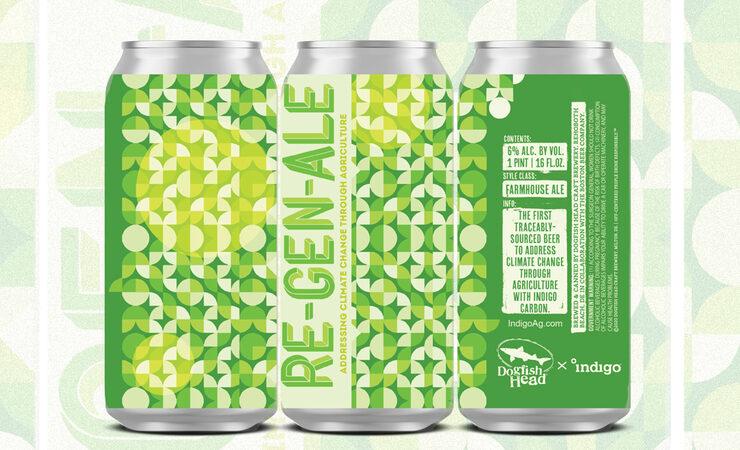 Dogfish Head создала первое пиво из отслеживаемых ингредиентов